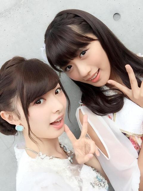 【AKB48】武藤十夢が人気出て藤田奈那の人気が出ない理由がわからない
