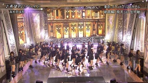 【AKB48】やっぱり32人選抜は多すぎだろ【希望的リフレイン】