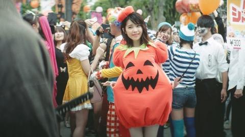 【画像】ぱるるのハロウィンコスプレが可愛すぎる!!!【島崎遥香】