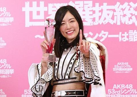 【SKE48】松井珠理奈さん、10月どころか近いうちに復帰???