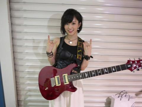 【NMB48】さや姉に一番似合うギターってなんだと思う?【山本彩】