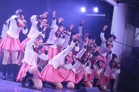 【悲報】NGT48劇場、犯罪者グループを排除したはずなのに当面お見送り中止
