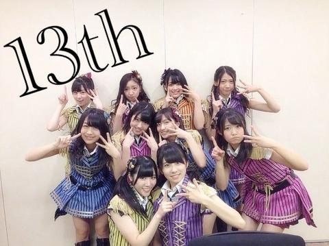 【AKB48】13期ってなに?