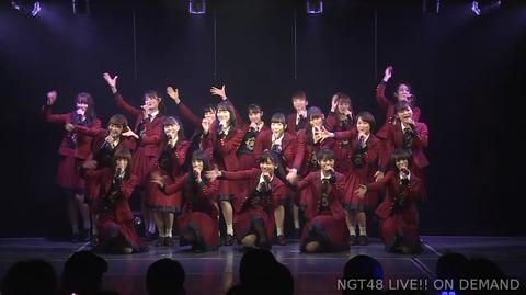 【速報】担当者が不在のはずのNGT48さん、何事もなかったように劇場公演をスタート!