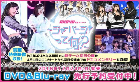 【AKB48】2018年の本店単独コンサート一覧wwwwww
