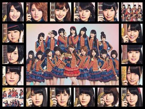 【AKB48】ハート・エレキっていい曲なのになんであまりヒットしなかったの?