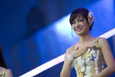 【AKB48】前田敦子の6年目21歳で卒業くらいがベストだよな