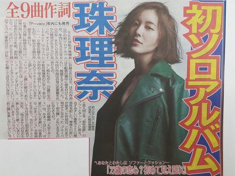 【SKE48】世界チャンピオン松井珠理奈さんの実人気が凄いwwwwww