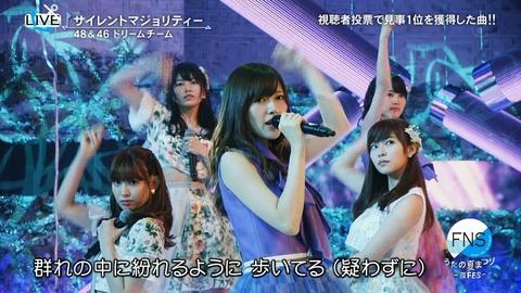 【HKT・乃木坂】アイドル界ツートップ白石麻衣と指原莉乃がユニットを組めば売れる