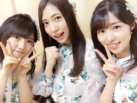 【AKB48】大島涼花「13期コンサートのリハ、岩立沙穂はやっぱり遅刻」