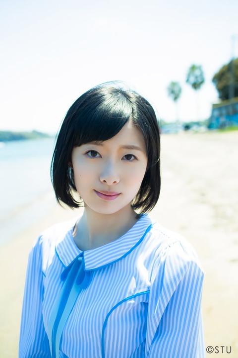【STU48】中国人の張織慧ちゃんが美人!