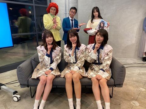 【AKB48】チーム8が新たに地上波冠番組をゲットできそう?