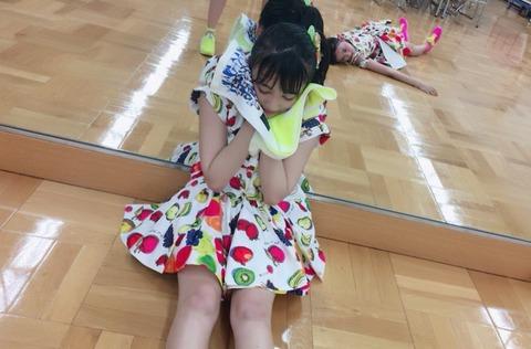【TIF】宮脇咲良「私は、やっぱりHKTが大好きです。これからも。みんなで。私たちなら。乗り越えられない壁はない」