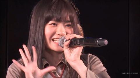 【AKB48】チーム8中野郁海ちゃんが前髪つくった結果www