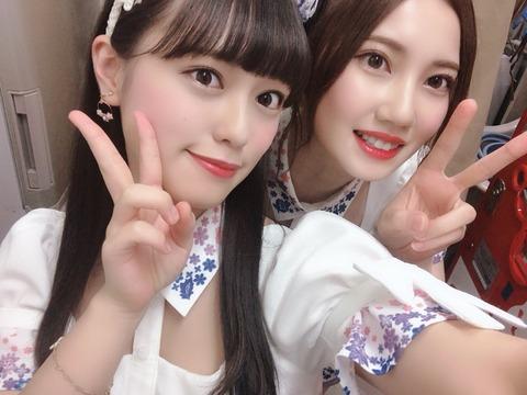 【SKE48】北川綾巴と竹内彩姫、どっちと付き合いたい?