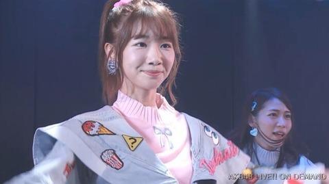 【AKB48】柏木由紀「この衣装(青臭いロック)のキャプ画で劣化がひどいって書かれた」