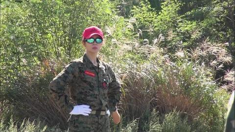 【AKB48】ネ申テレビ、韓国海兵隊企画に秋元才加キタ━━━(゚∀゚)━━━!!