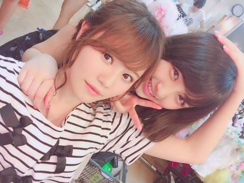 【AKB48】込山榛香「人の輪の中心になれる力を持つなーにゃだから、これからも楽しくやっていけると思う(^^) 」