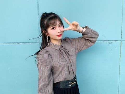 【AKB48】チーム8行天優莉奈22歳、彼氏いない歴22年