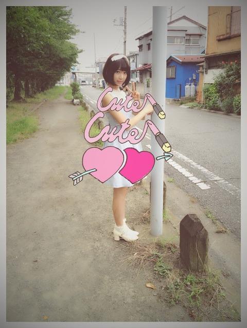 【朗報】HKT48宮脇咲良がヤングジャンプを独占