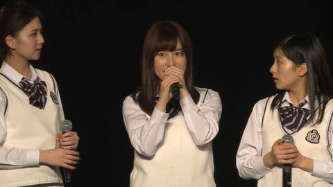 【悲報】SKE48ドラフト1期生小石公美子、劇場公演にて卒業発表