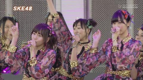【悲報】SKE48の公演倍率が本店の1/5しかない