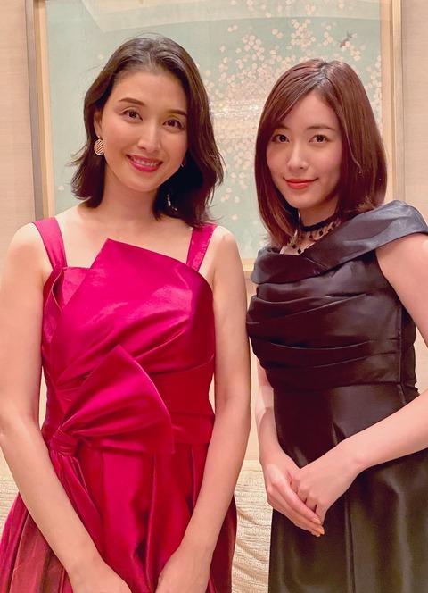 【SKE48】松井珠理奈「スポニチの紙面に橋本マナミさんと載っています❤」
