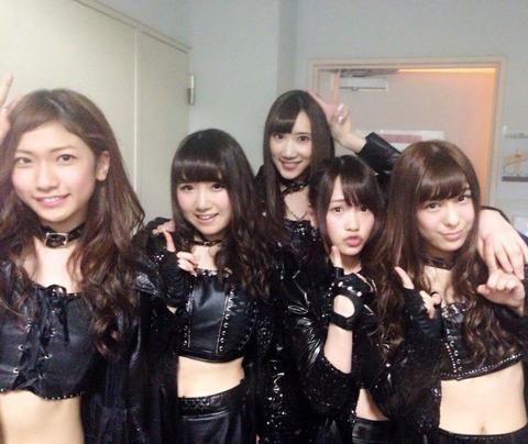 【AKB48】11期不人気四天王のうち森川彩香と鈴木紫帆里が落ちたわけだが