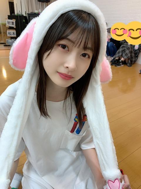 【朗報】HKT48松岡はなちゃんが美人に成長