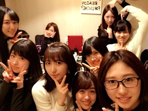 【AKB48】大島涼花以外の13期ってあんまり報われてないよね?