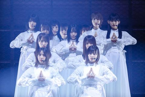 【速報】櫻坂46が早くも1stシングルリリース決定。新センターは森田ひかる