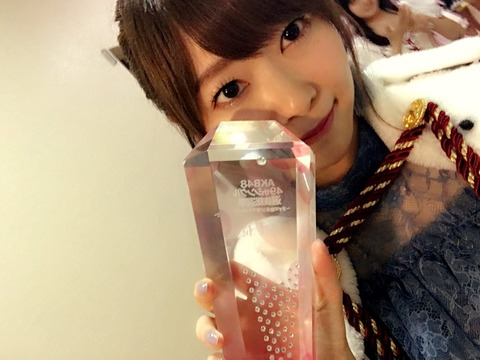 【AKB48総選挙】指原オタの皆さんは来年は誰に投票する予定なの?