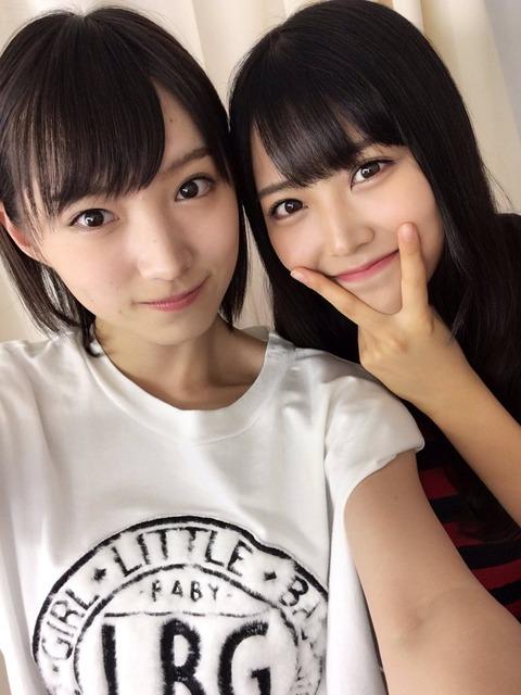 【NMB48】白間美瑠と太田夢莉、どっちが可愛いと思う?