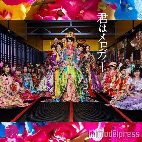 【AKB48】君はメロディーってOG参加という最終手段を使ったのにみんな無関心じゃない?