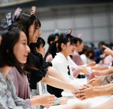 【AKB48G】握手会延期のせいで新幹線の大量キャンセルが発生しJR激おこ