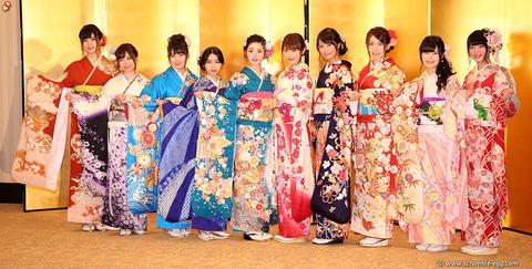 【AKB48】本店の新成人集合写真、センターは兼任の兒玉遥と渋谷凪咲