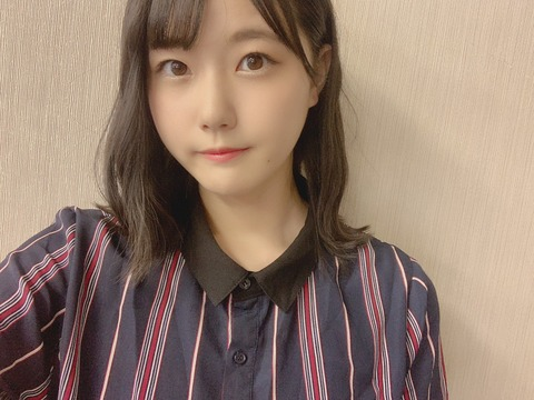 【STU48】瀧野由美子「人の粗しか探せない人がいるけど、人の良いところを見つけたほうがいい」