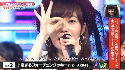 【AKB48】ヘビロテと恋チュン、どっちが代表曲なの?