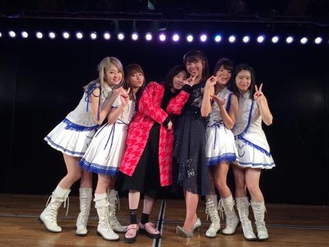 【悲報】中村麻里子卒業公演では横山チームAの副キャプテン決まらず