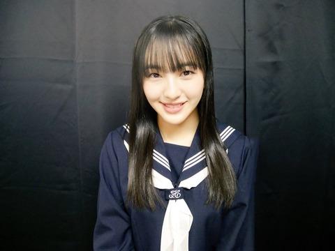 【HKT48】田島芽瑠「すごく迷い悩んだ大学進学ですが…私はHKT一本でいく事を決めました!」