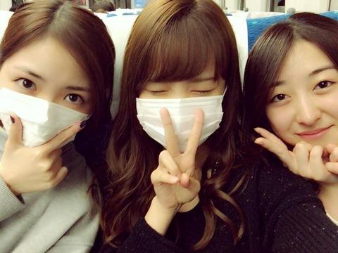 【AKB48】相相笠萌、加藤玲奈、伊豆田莉奈のすっぴん画像キタ━━(゚∀゚)━━!!