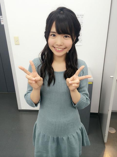 【HKT48】渕上舞ちゃん、寝ぼけて歳を間違えるw「18歳最初の握手会だ!!」