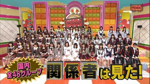 【AKB48G】巨乳っぽい顔してるのに小さいメンバー