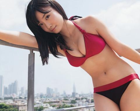 【画像あり】SKE48柴田阿弥のおっぱいが最高な件