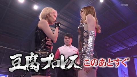【AKB48】「キャバすか学園」は全くスレ伸びなかったのに「豆腐プロレス」はスレが伸びまくってるけど