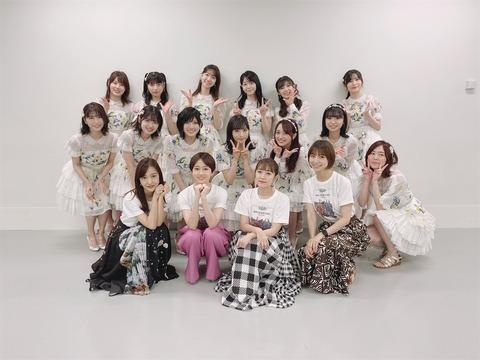 【AKB48】配信オンリーで3000DLの誰も知らない曲がレコ大ノミネートって【離れていても】