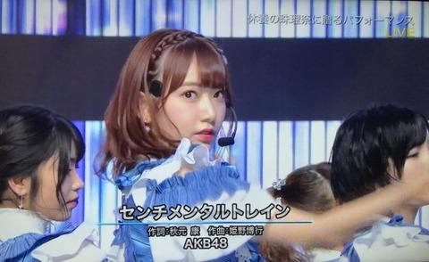 【朗報】AKB48の新曲センチメンタルトレインが神曲だった件