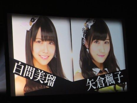 【NMB48】10thシングルセンターは矢倉楓子、白間美瑠