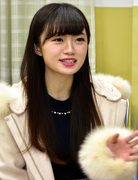 【NGT48】中井りか、数cmの積雪で大騒ぎする東京人に「傘もいらねーじゃんw これで大騒ぎするって舐めてやがるなw」