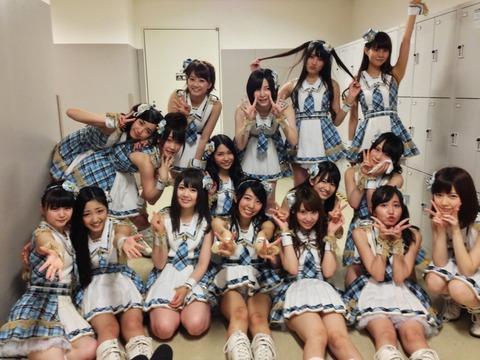 【AKB48】9-12期の胸厚打線考えてみた
